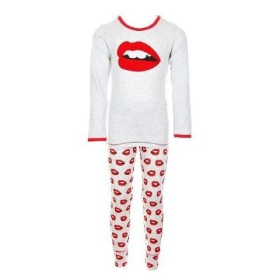 Foto van Claesens's Girls Pyjama LIPS 185956