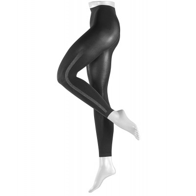 Foto van Falke Fashion Legging Deep Night BLACK 40832