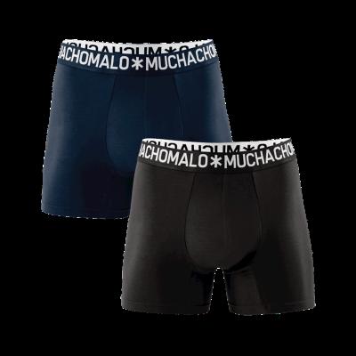 Foto van Muchachomalo Heren Boxershort 2-Pack LIGHT COTTON 1132COTTON10
