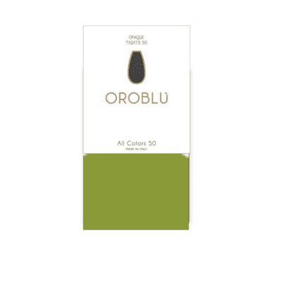 Foto van Oroblu All Colors 50 Panty OLIVE1 OR 1145050