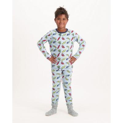 Foto van Claesens's BOYS Pyjama Blue Racing CL215216