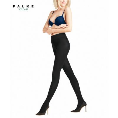 Foto van Falke Family katoenen dames maillot 48790-3009 Black