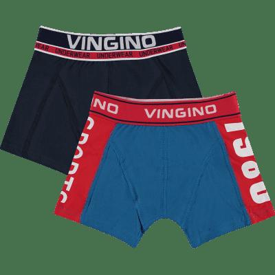 Foto van Vingino 2-Pack Jongens boxershort SPORT SS19KBN72504