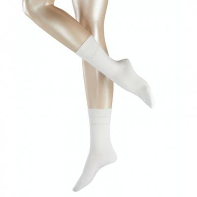 Foto van Esprit Sensitive dames sokken 2-Pack WHITE 18699 2000