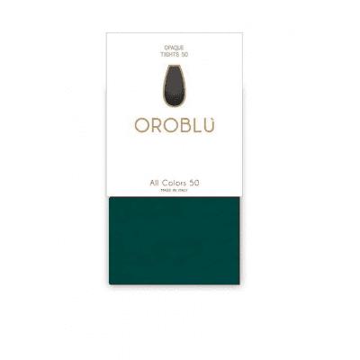 Foto van Oroblu All Colors 50 Panty GREEN23 OR 1145050