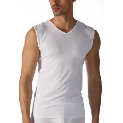 Foto van Mey Dry Cotton Muskel-Shirt WHITE 46037