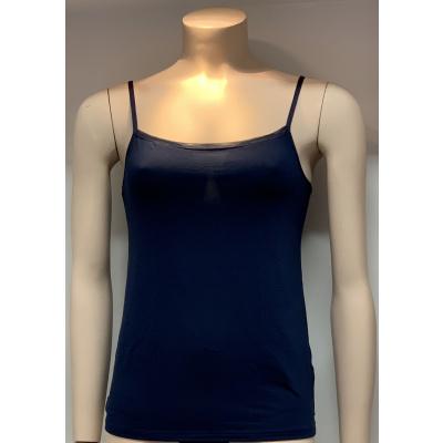 Foto van Oroblu Bodywear Top MICROMODAL Perfect Line serie VOBT01591 5245 BLUE