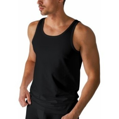 Foto van Mey Dry Cotton Athletic Shirt Zwart