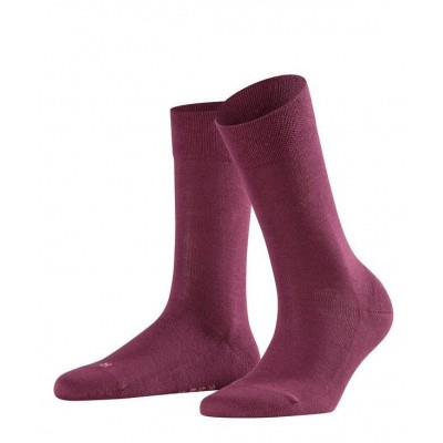 Foto van Falke Sensitive Damessok London PINOT NOIR 47686-8727
