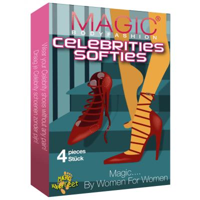 Foto van Magic Happy Feet Celebrities Softies 60QT