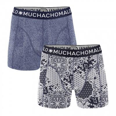 Foto van Muchachomalo heren boxer short 2-Pack CHAKRA1010-04