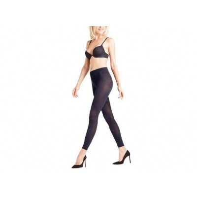 Foto van Falke Cotton Touch Legging MARINE 40084