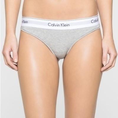 Foto van Calvin Klein Modern Cotton String GREY 000F3786E-020 NOS