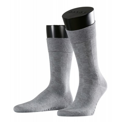 Foto van Falke Design Sensitive Square LIGHT GREY 13258