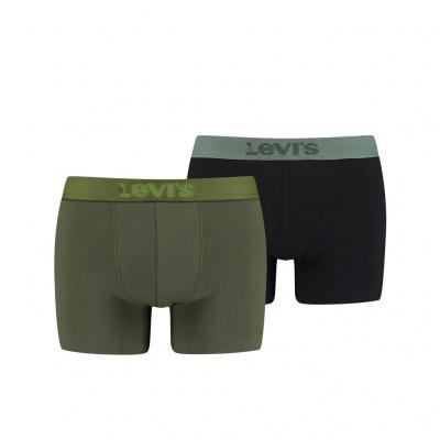 Foto van Levi's 2-Pack Boxer BLAZING CARPET 100000499 003
