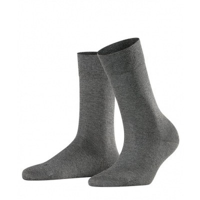 Foto van Falke Sensitive Damessok London GREY MELE 47686 3399