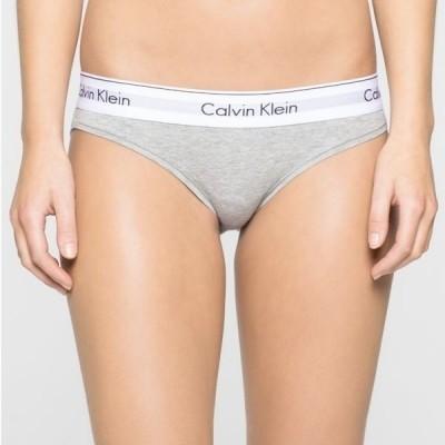 Foto van Calvin Klein Modern Cotton damesslip GREY 0000F3787E NOS