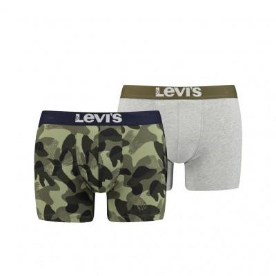 Foto van Levi's 2-Pack Boxer CAMOUFLAGE AOP 905026001-002