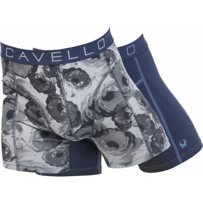 Foto van Cavello Boxers 2-Pack PRINT/UNI CMB17010