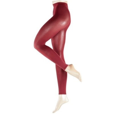 Foto van Falke Cotton Touch Legging CHILLI 40084