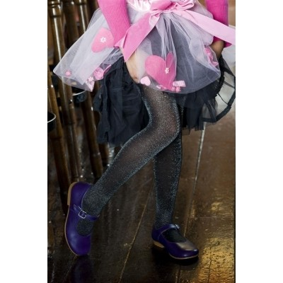 Foto van Bonnie Doon Kids Pretty Sparkling Tights SILVER BN253985