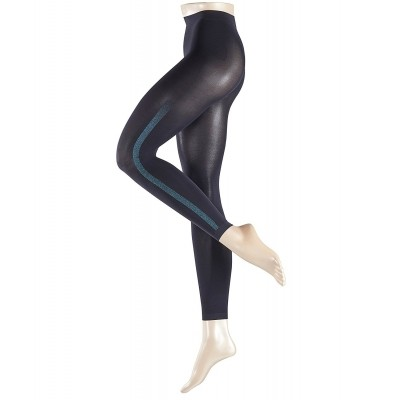 Foto van Falke Fashion Legging Deep Night MARINE 40832