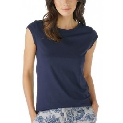 Foto van Mey Dames Night2Day T-Shirt NIGHT BLUE 16811