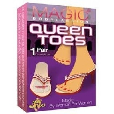 Foto van Magic Happy Feet Queen Toes 80QT