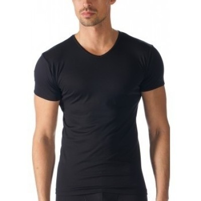Foto van Mey Software V-Neck T-Shirt BLACK 42507
