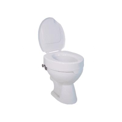 Foto van Toiletverhoger Ticco 2G - met deksel