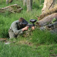 Paintball & Survival Combi