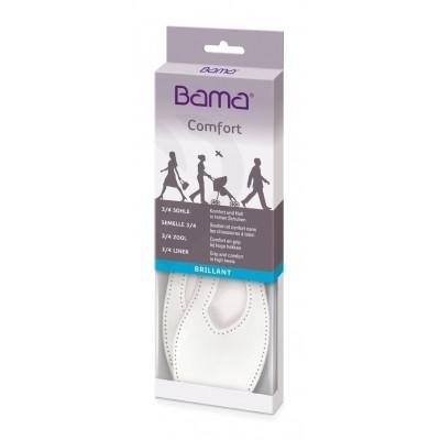 Bama 3/4 zool comfort brillant