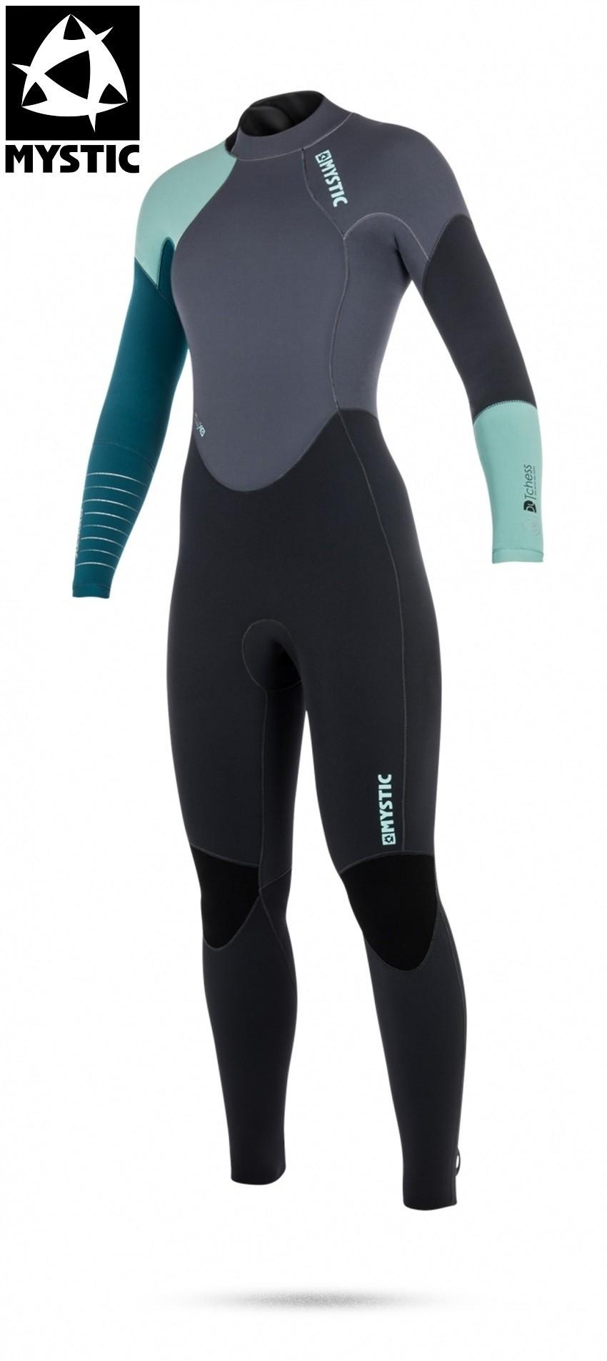 Mystic dames wetsuit Dutchess 5/4