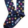 Afbeelding van Unibux sokken Starcolor