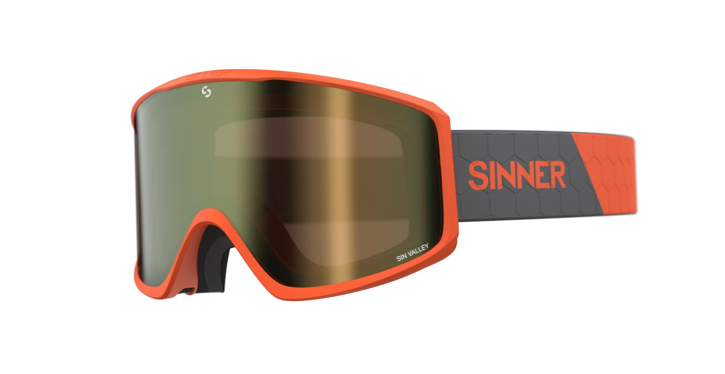 Sinner snow goggle Sin Valley
