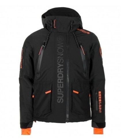 Superdry wintersport jas Ultimate Rescue