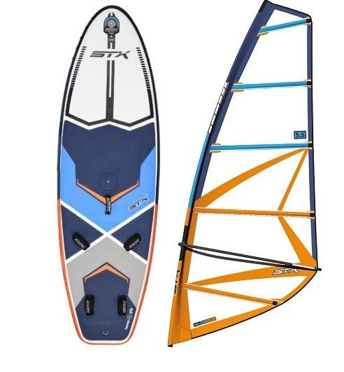 Complete Windsurf Set Inflatable