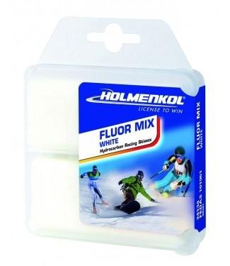Holmenkol snowboard wax Fluor mix