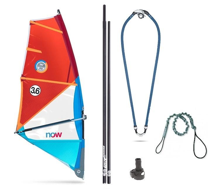 NorthSails Junior windsurftuigage NOW