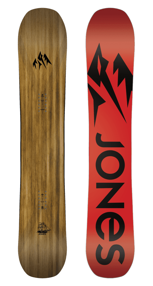 Jones snowboard Flagship 2019
