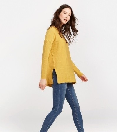 Joules boot neck sweater Lilly
