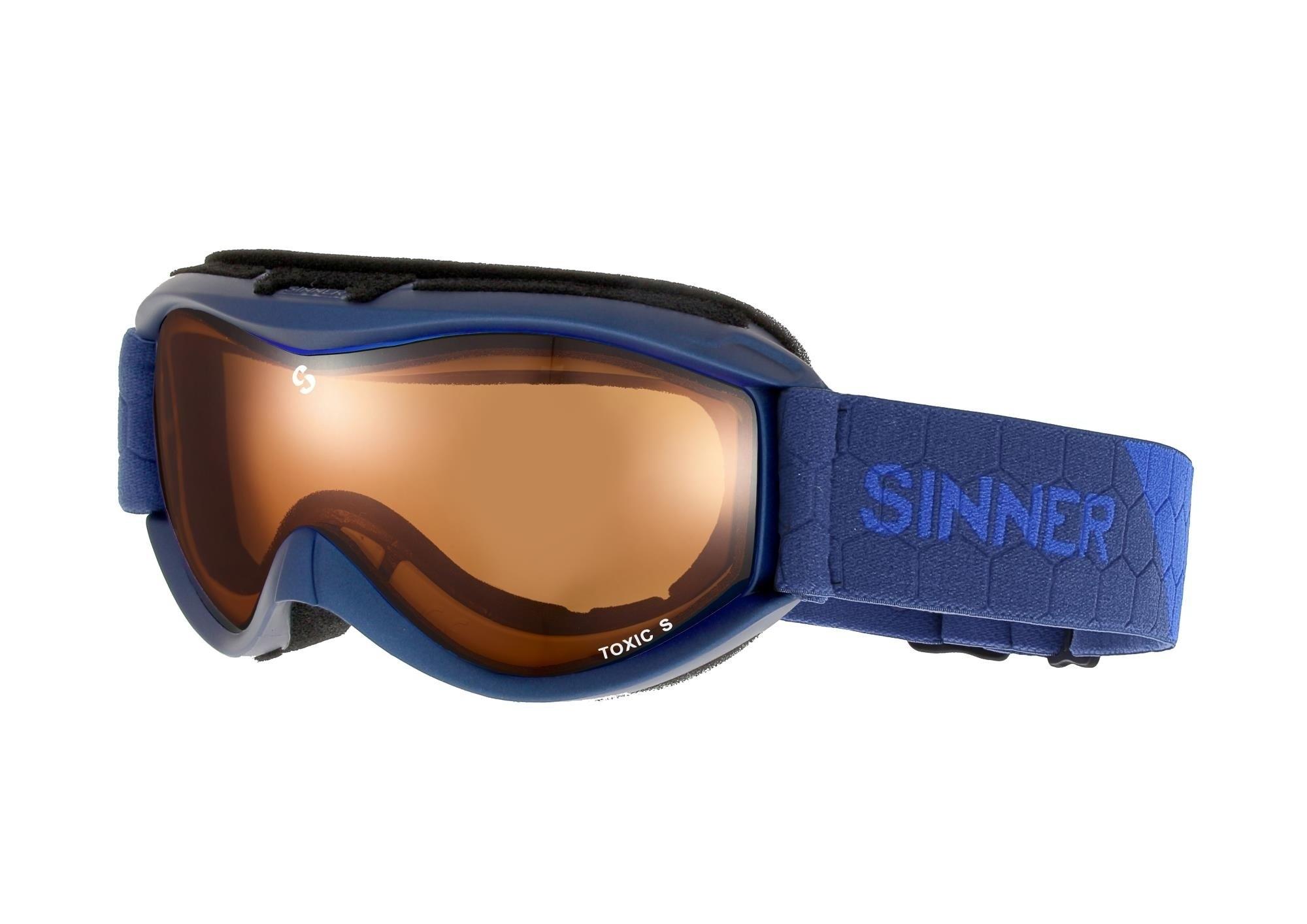 Dames/kinder goggle Toxic S
