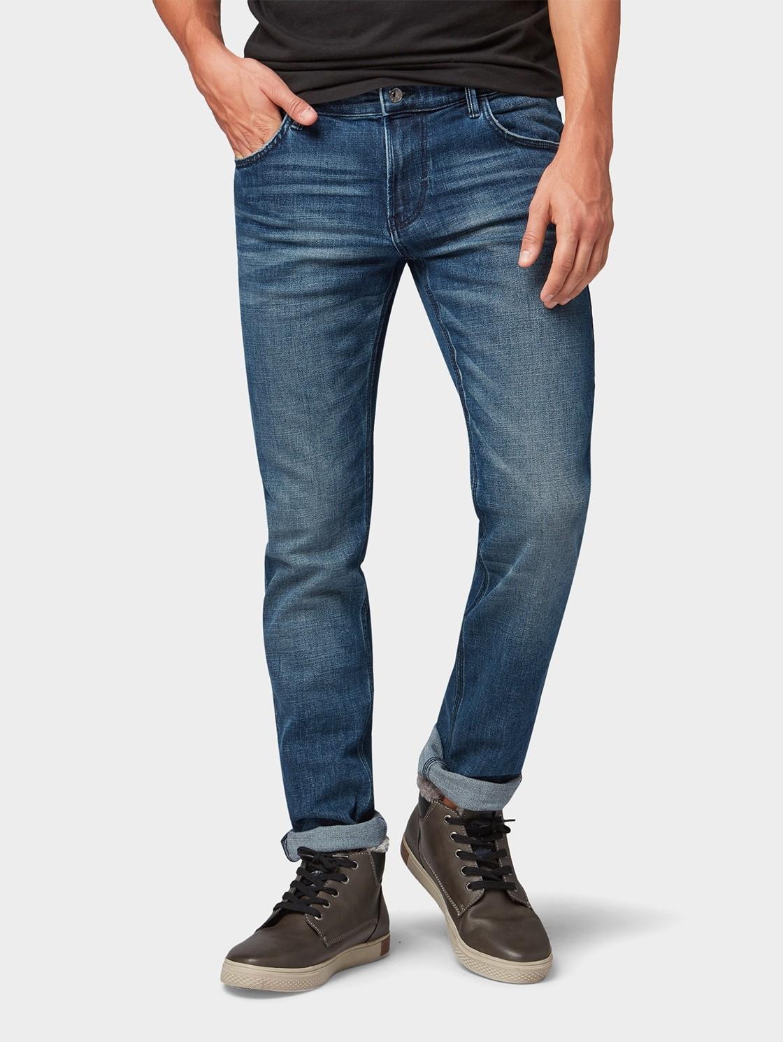 Tom Tailor heren jeans Slim Aedan