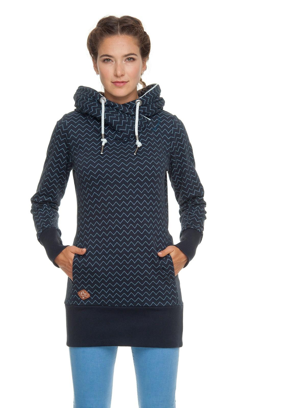 Ragwear sweatshirt Lilah Zig Zag