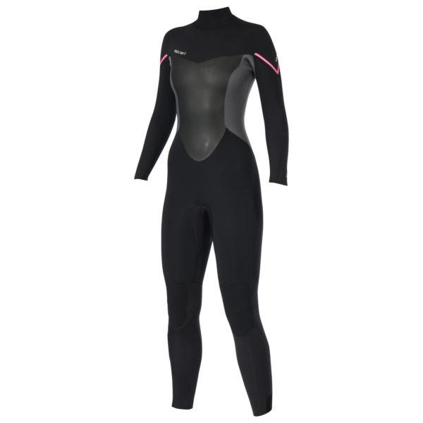 Prolimit dames wetsuit Fire 5/3 backzipp