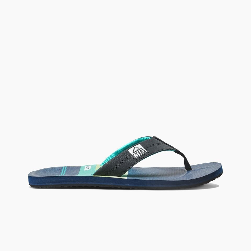 Reef heren slipper HT Prints