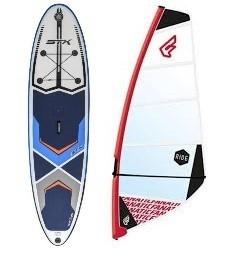 STX Opblaasbare Windsurfboard compleet met Tuigage