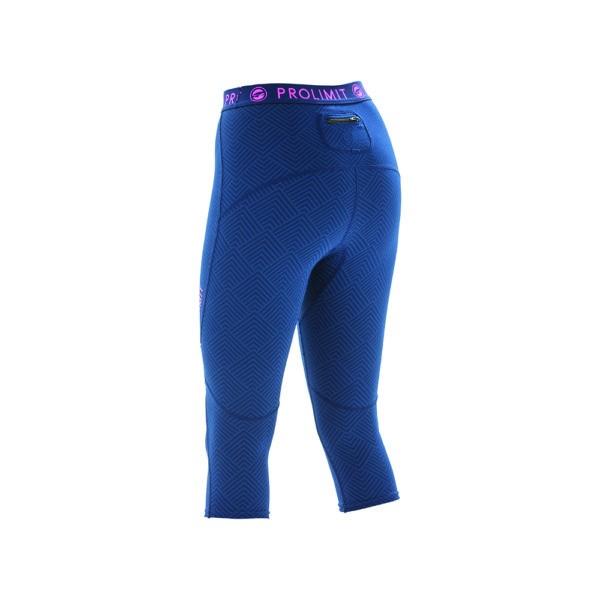 Prolimit dames SUP 1 mm. 3/4 lange broek