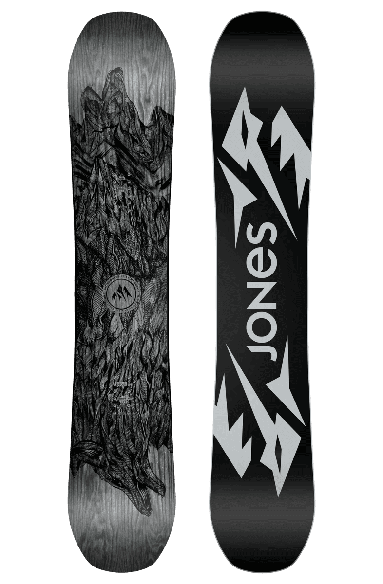 Jones Ultra Moutain Twin snowboard 2019