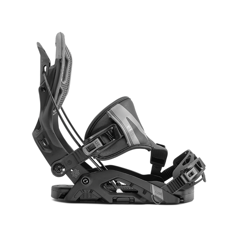 Flow Fuse Hybrid snowboardbinding 2020
